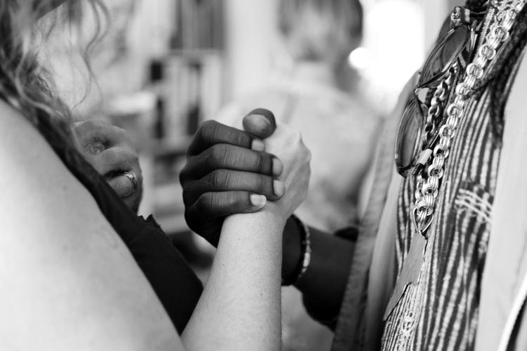 How do you face down prejudice?